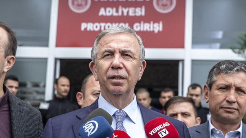 Yavaş'tan Sinan Aygün hakkında suç duyurusu! CHP yönetimi de olaya el attı