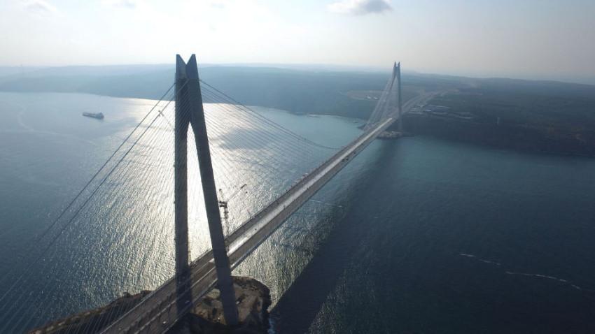 İtalyanlar çekiliyor! Yavuz Sultan Selim Köprüsü'ne Çinli ortak