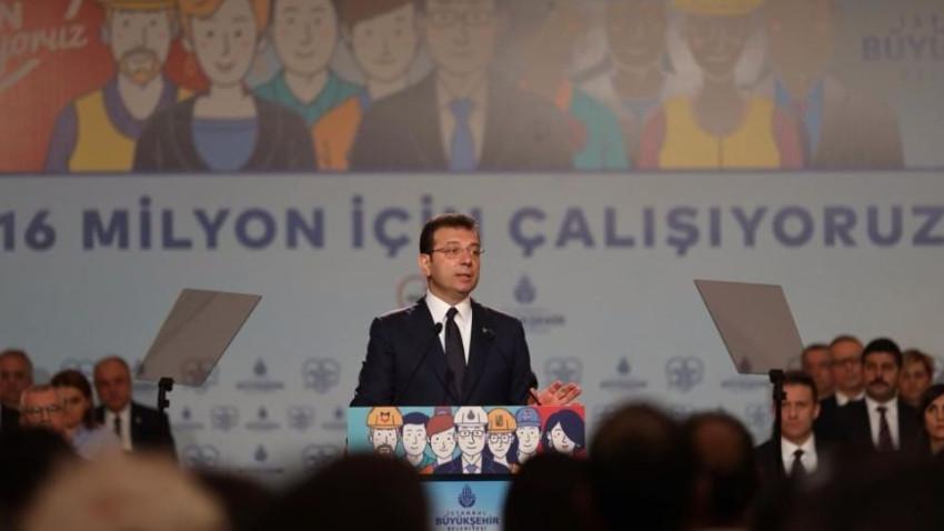 Kanal İstanbul bir cinayet projesidir