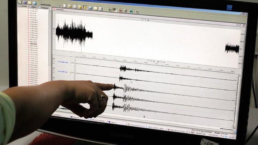 Balıkesir'de art arda depremler meydana geldi
