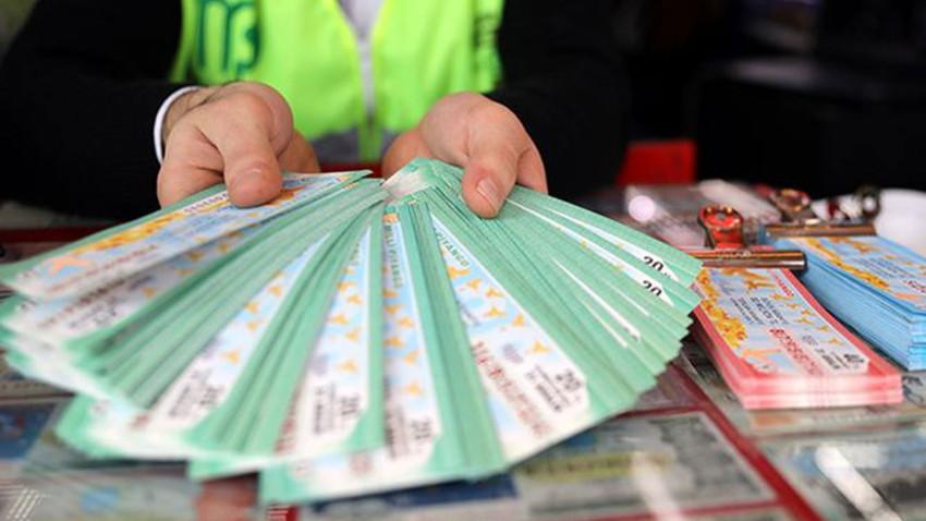 Büyük ikramiye çeyrek bilete isabet etti! Amorti rakamları kaç?