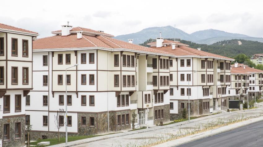 Sosyal konutlar için talep çok yapılan bina az