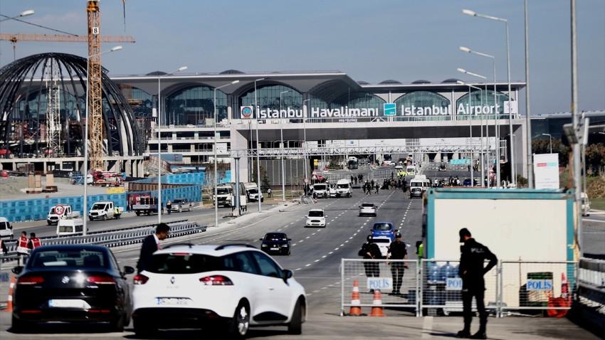 Rötarlarla gündemdeydi! Yeni havalimanı o listede ilk 10'a giremedi