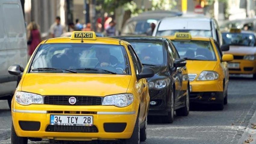 Taksi plakalarında bir anda büyük düşüş!
