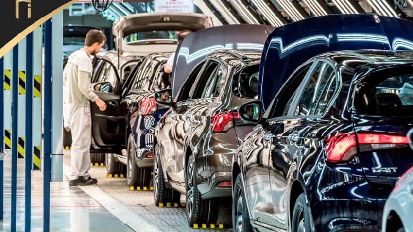 Otomobil sektöründe 16 yılın en düşük satışı! Yüzde 22.9'luk daralma