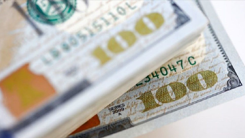 Dolar güne 5.88'den başladı