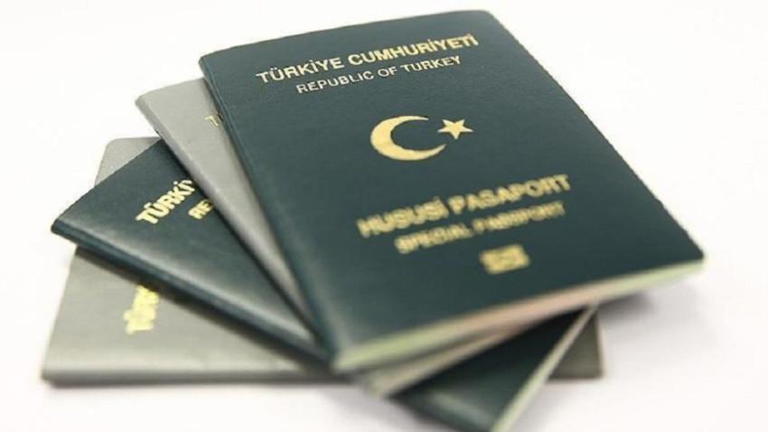 Özel damgalı pasaportlar için sevindiren değişiklikler