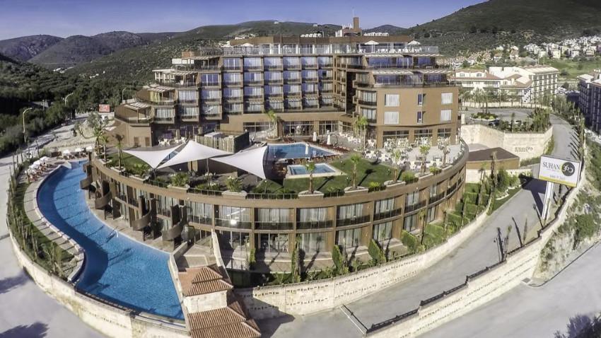 25.5 milyon lira isteniyor! Kuşadası'ndaki 5 yıldızlı otel icradan satışta