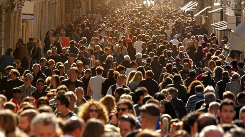 Türkiye'nin nüfusu 83 milyonu geride bıraktı