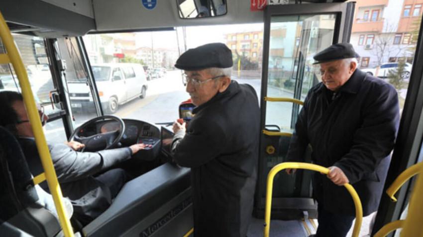 Mesai saatlerinde yaşlılar artık para ödeyecek