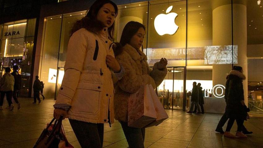 Apple Çin'deki 42 mağazasını kapatıyor