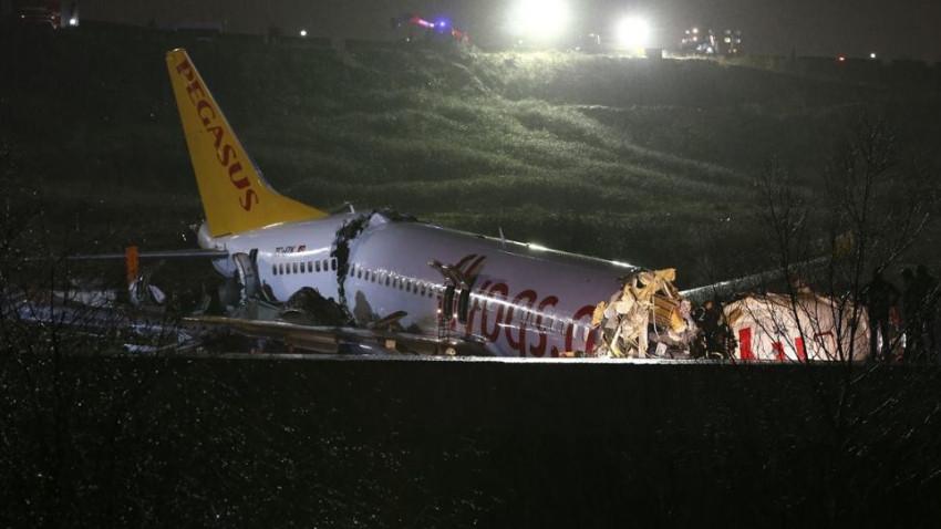 Sabiha Gökçen Havalimanında uçuşlar başladı