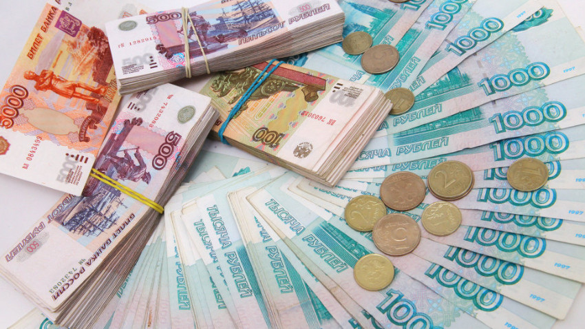 Antalya'da Ruslar için Ruble ile alışveriş