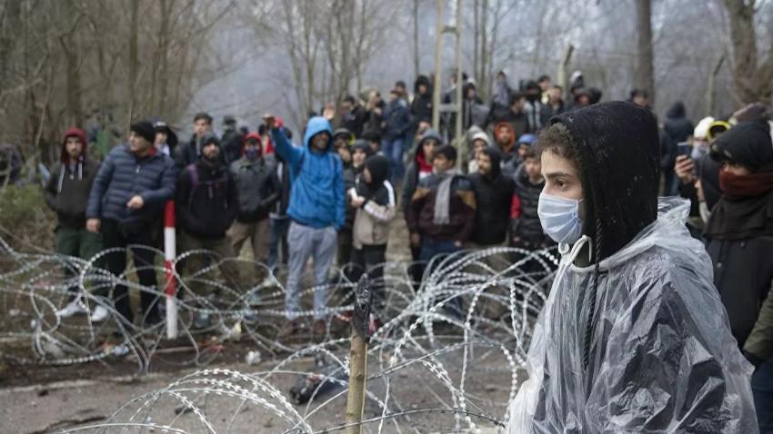 Edirne'de sığınmacı hareketliliği artıyor