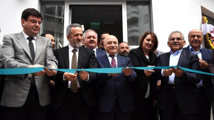 Emlak Katılım Bankası Kayseri'de şube açtı