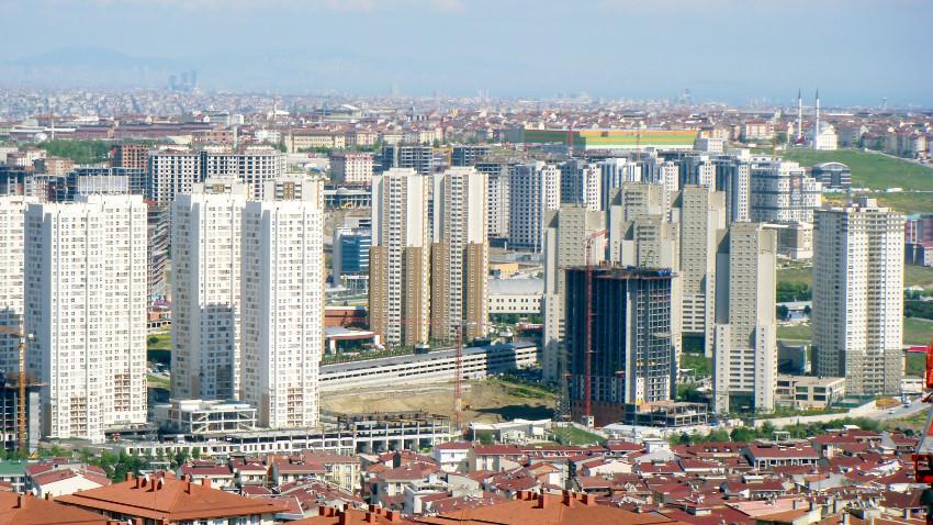 İstanbul'da sıfır konut fiyatları yüzde 30 arttı! İkinci elde de büyük zam!