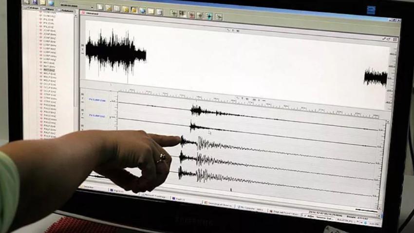 Ege Denizi'nde meydana gelen deprem Muğla ve çevresinde hissedildi