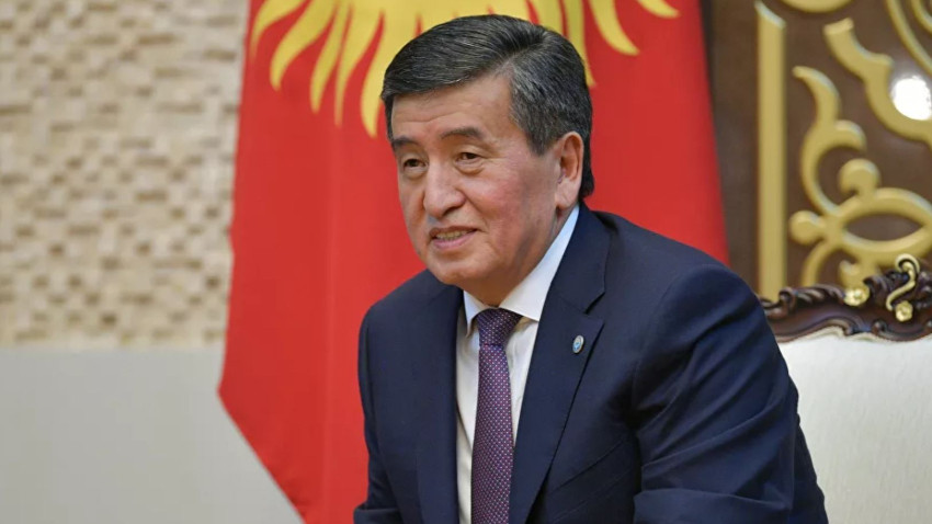 Kırgızistan, Çin'den borç yardımı istedi