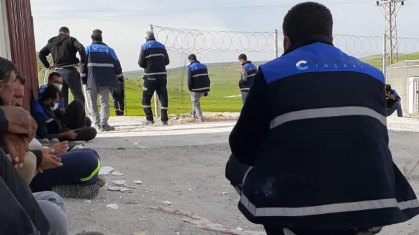 Cengiz İnşaat'ta büyük işçi kıyımı iddiası! Saatlerce şantiye önünde beklediler