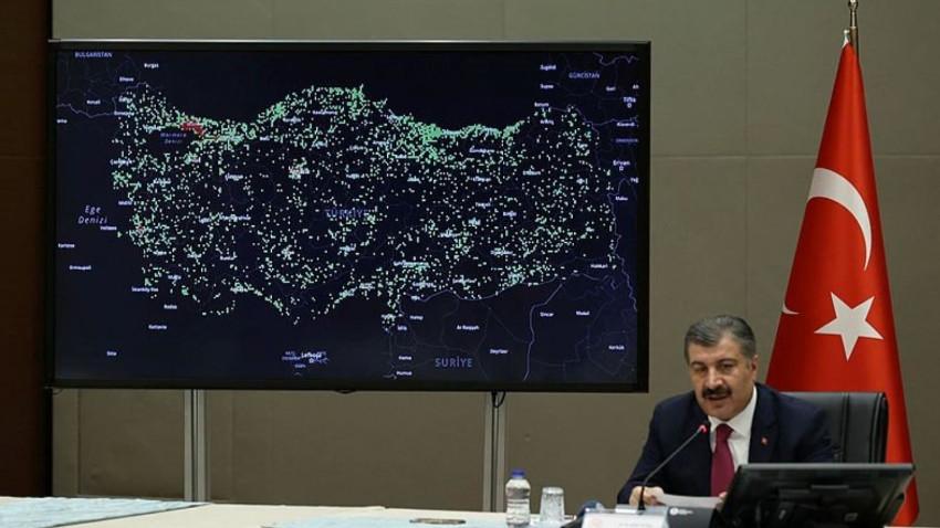 Koronavirüs İstanbul'da zirveyi gördü