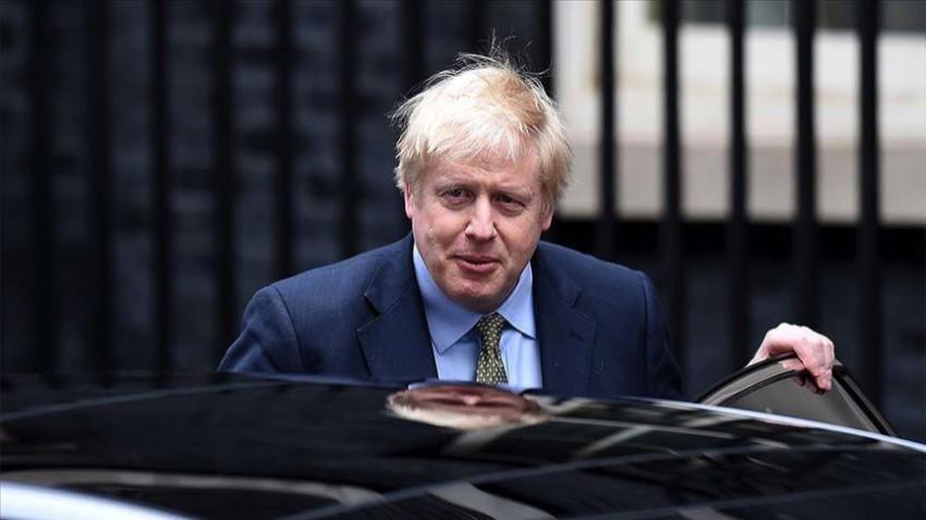 Johnson 22 gün sonra görevine döndü