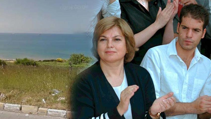 Çiller ailesine sit alanında otel izni iddiası