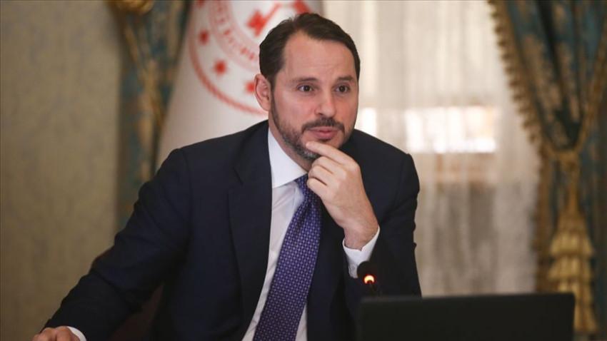 Bakan Albayrak'tan ihracat açıklaması
