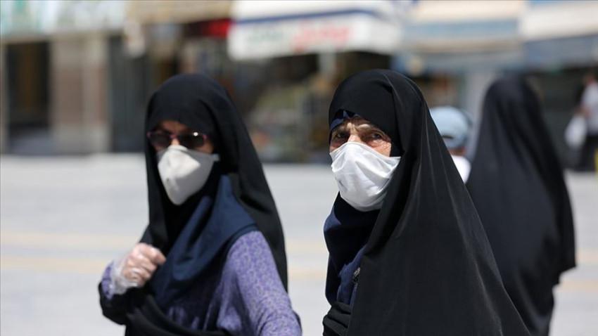 İran'da can kaybı 9 bin 65'e yükseldi