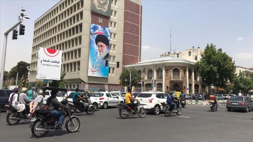 Tahran'da insanlar yeniden evlerine çekildi