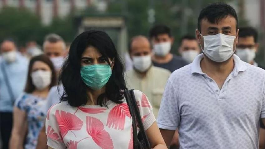 İstanbul'da maske takmayana 900 lira ceza