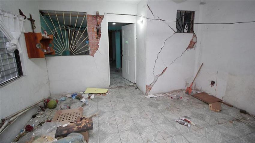Meksika'daki depremde ölü sayısı 7'ye yükseldi