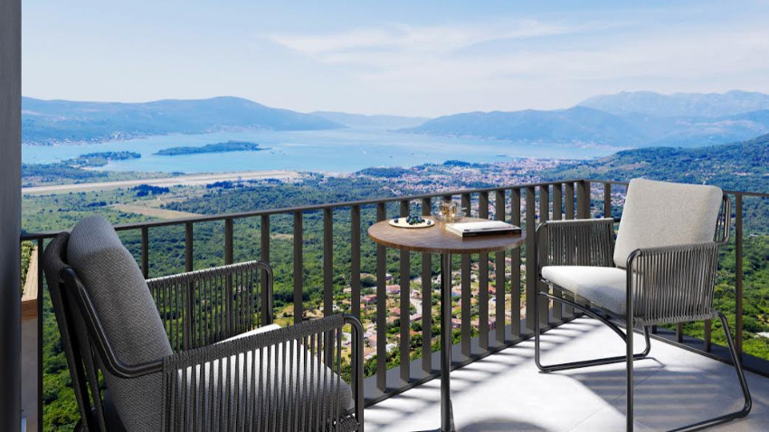 Karadağ'ın yıldızı Bayview Hills Montenegro