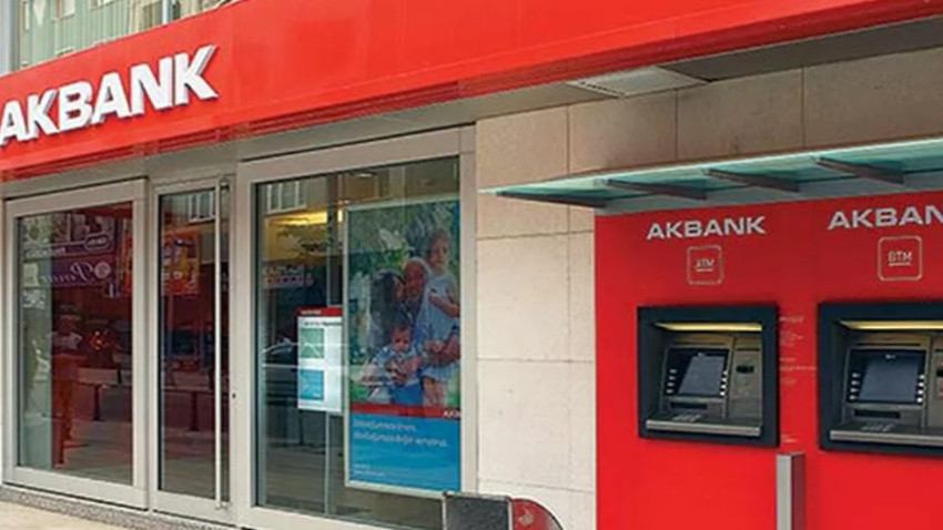 BDDK'dan Akbank'a 155 milyon TL ceza kesildi