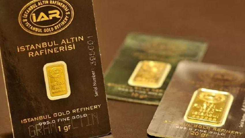 Gram altının fiyatı rekor kırmaya doymuyor!