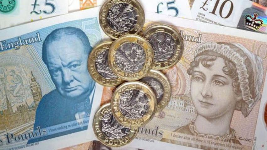 İngiltere ekonomisinde rekor daralma