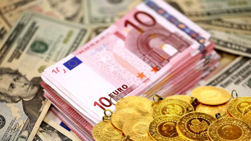 Dolar, euro ve altın zirveye demir attı! Yükseliş sürüyor