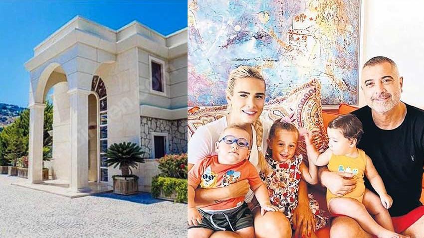 Yalıkavak'taki o villanın sahibi Erdal Acar çıktı! Otel olacak kadar büyük!