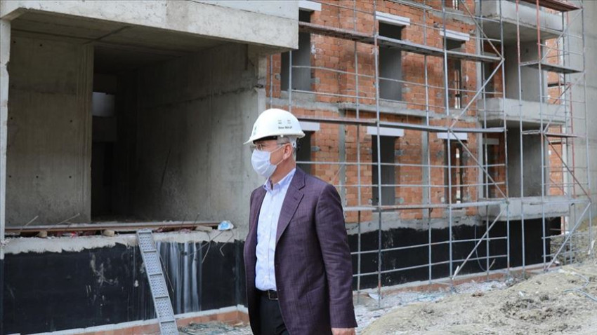 TOKİ Başkanı demir ve çimento zamlarını eleştirdi: Bu zihniyeti yanlış buluyorum
