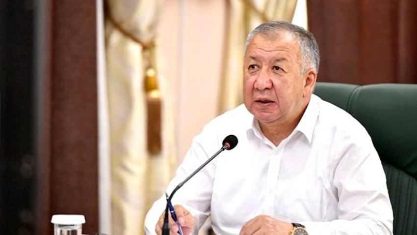 Kırgızistan Başbakanı Boronov istifa etti