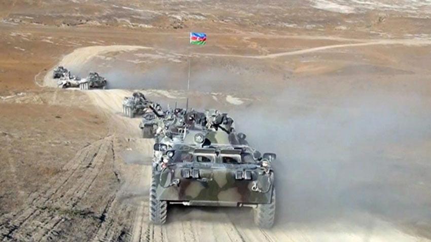 Azerbaycan Ermenistan savaşında ateşkes günü