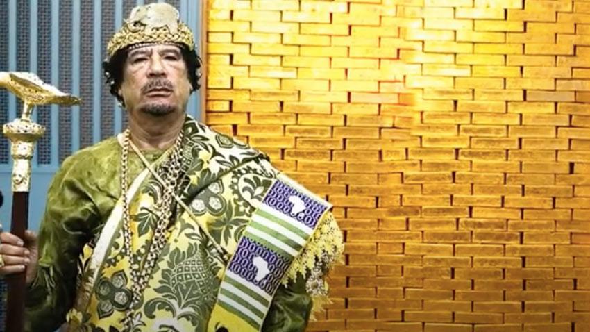 Kaddafi'nin kayıp servetinin izi bulundu: 2 Türk gözaltında