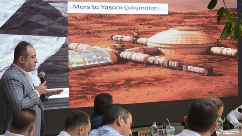Korona virüs sonrası yeni turizm anlayışı: Kuşadası'nda Mars Kolonisi!