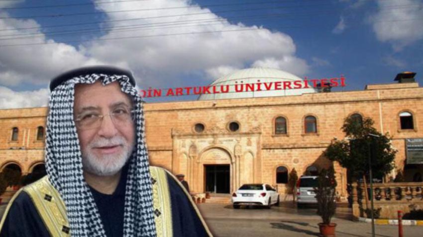 Artukulu Üniversitesi'nden Diyanet'e bedava bina! Kız yurdu yapılsın diye bağışlanmıştı!