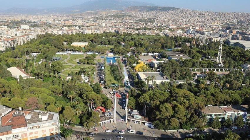 Milletvekilinden öneri: İzmir Kültürpark millet bahçesi olsun!