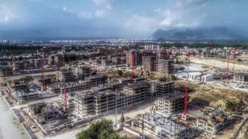Kepez kentsel dönüşüm projesi tamamlanamadı: Vatandaş mağdur!