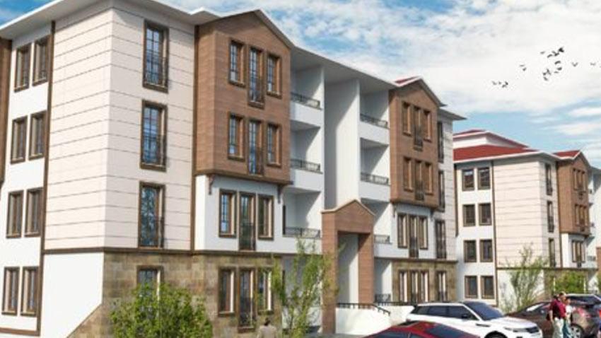 TOKİ'den ucuz konut satışı: 439 bin taksitle ev