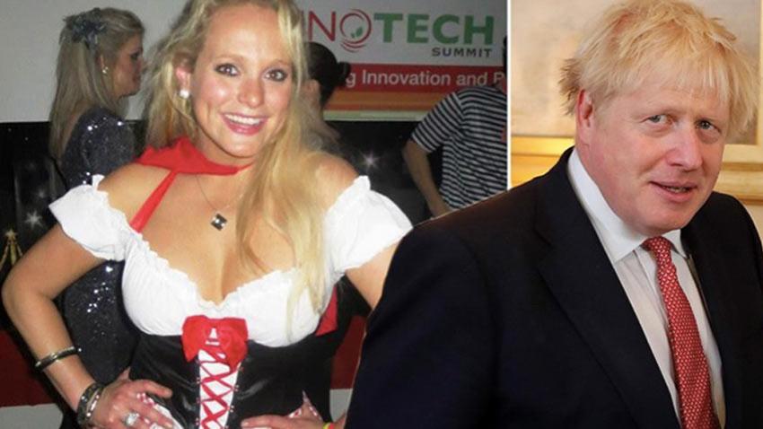 Boris Johnson hakkında 'özel ilişki' iddiası!
