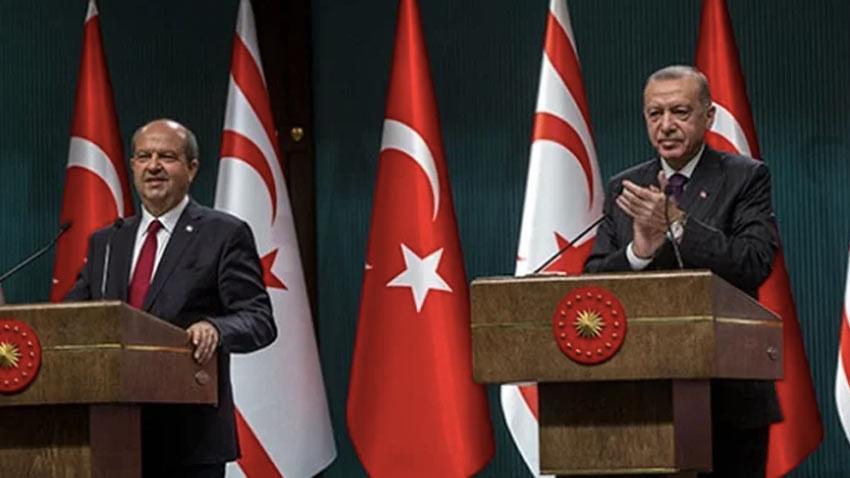 KKTC Cumhurbaşkanlığı seçimini Türkiye'nin desteklediği Ersin Tatar kazandı