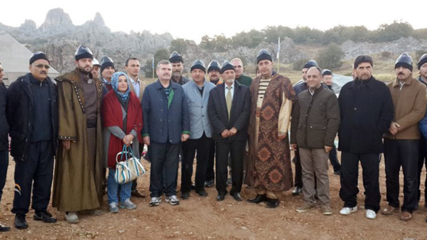 Miryakefalon Savaş alanında maden arama ruhsatına tepki