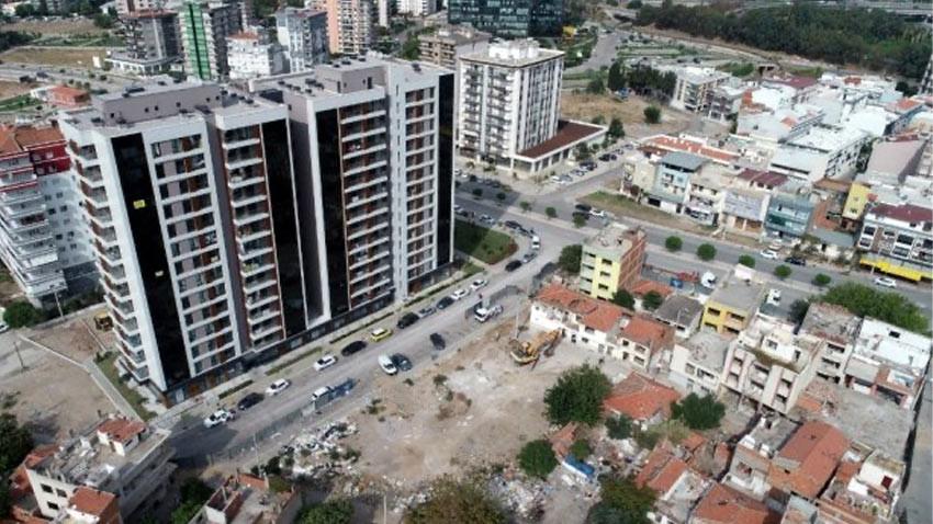 İzmir Örnekköy kentsel dönüşümünde ikinci etap başladı